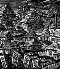 Документальная иллюстрация. Положение еврейского народа до Революции