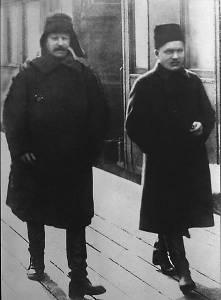 С.М. Киров на фронтах гражданской войны