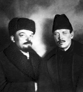 1(13) апреля 1883 года в селе Губовка Херсонской губернии (Кировоградская область) родился великий пролетарский поэт - Демьян Бедный