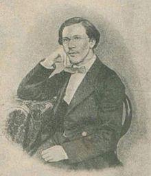 Памяти Н. А. Добролюбова. 17 ноября 1861 года скончался Н. А. Добролюбов