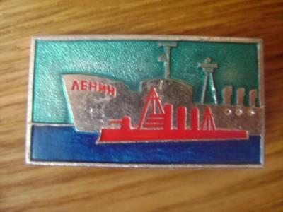 5 декабря 1957 года в Ленинграде спускается на воду первый в мире атомный ледокол