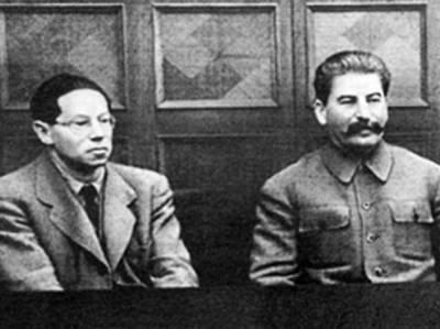 Запись беседы товарища Сталина с германским писателем Лионом Фейхтвангером