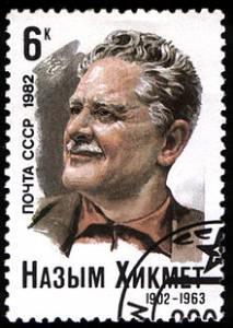 20 января 1902 года родился Назым Хикмет, коммунист, основоположник турецкой революционной поэзии