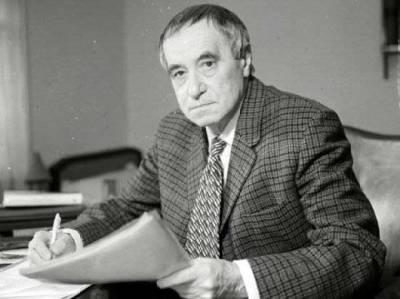 28 января 1897 года родился Валентин Петрович Катаев - известный советский писатель