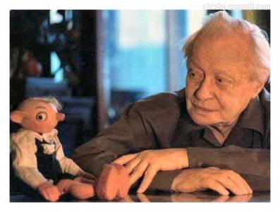 8 мая 1992 года (90 лет) умер Сергей Владимирович Образцов, театральный деятель, актёр и режиссёр. Необыкновенный концерт