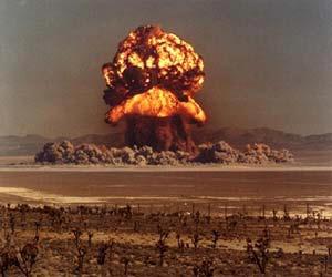 8 марта 1950 года Советский Союз объявил о создании атомной бомбы.