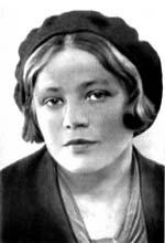 Памяти Тамары Григорьевны Га́ббе, советской писательницы, переводчицы, драматурга и редактора. Город мастеров