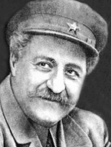 Памяти Серго Орджоникидзе, большевика, верного ленинца.