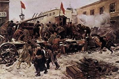 Декабрьское вооруженное восстание 1905 года, поражение восстания. Отступление революции.