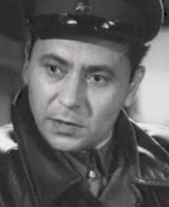 Лев Наумович Свердлин (1901 — 1969) — советский российский актёр, театральный режиссёр, педагог. Народный артист СССР (1954)
