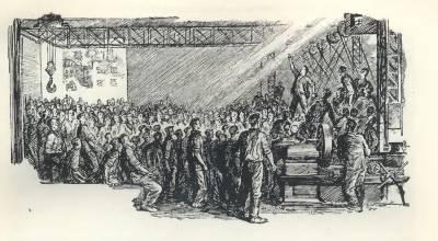 История гражданской войны в СССР. Большевистская партия в борьбе за массы 1. Апрельская демонстрация